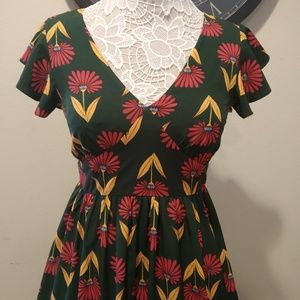 ModCloth Retro Dress